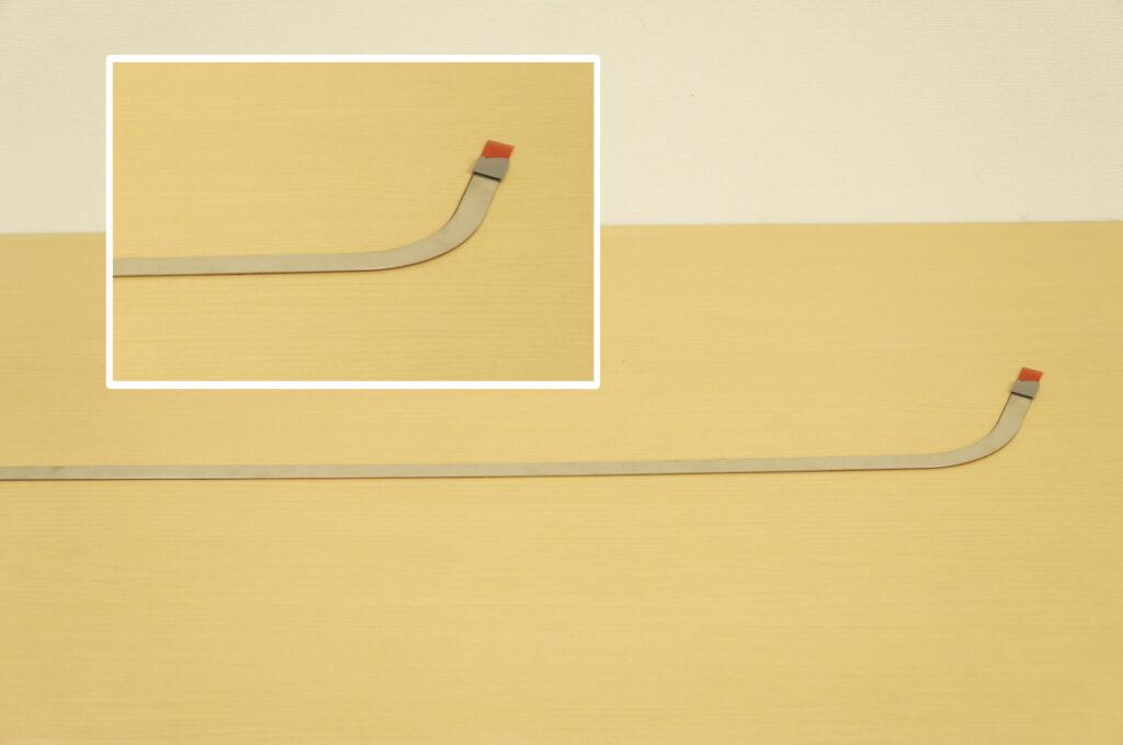 SUSプレート 特殊曲げ加工SUSプレート 特殊曲げ加工 プレス加工と金型の設計・製作でチャレンジを続ける会社 株式会社フクヤマ